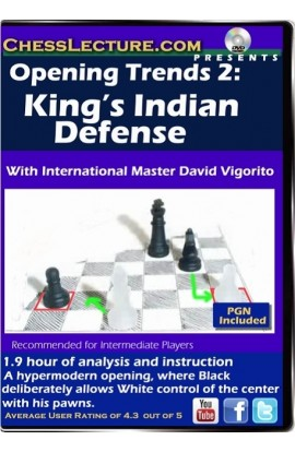 Opening Trends 2 - King's Indian Front