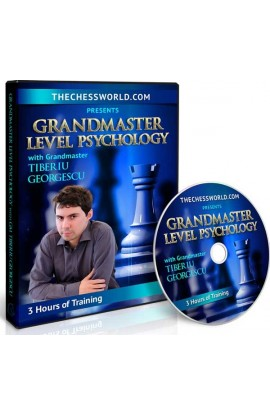 E-DVD Grandmaster Level Psychology with GM Tiberiu Georgescu
