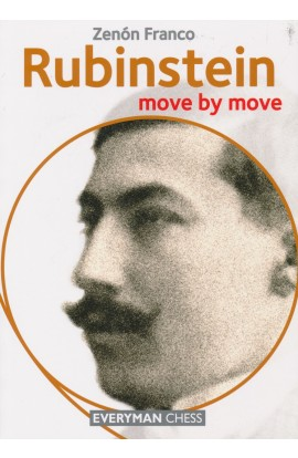 SHOPWORN - Rubinstein - Move by Move