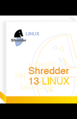 DOWNLOAD - LINUX - Shredder 13