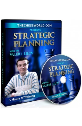 E-DVD Strategic Planning with IM Valeri Lilov