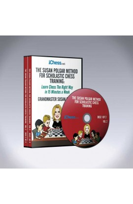 The Susan Polgar Method for Scholastic Chess - Volume 2