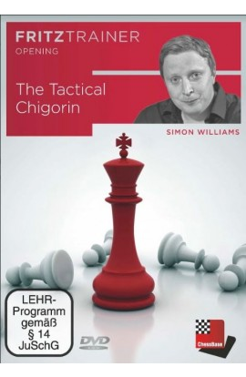 The Tactical Chigorin - Simon Williams