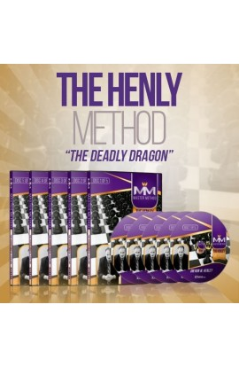 E-DVD - MASTER METHOD - The Henley Method - GM Ron W. Henley - Over 23 hours of Content!