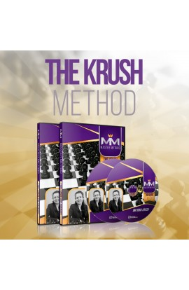 MASTER METHOD - The Krush Method – GM Irina Krush - Over 7 hours of Content!