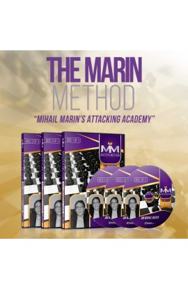 E-DVD - MASTER METHOD - The Marin Method – GM Mihail Marin - Over 15 hours of Content!