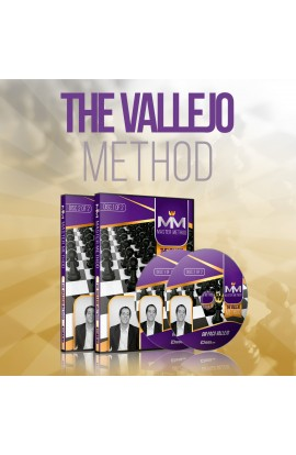 MASTER METHOD - The Vallejo Method – GM Paco Vallejo - Over 9 hours of Content!