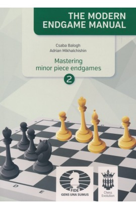 The Modern Endgame Manual - Mastering Minor Piece Endgames - Vol. 2