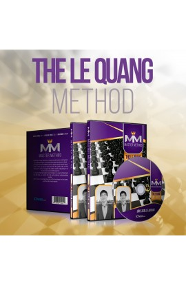 E-DVD - MASTER METHOD - The Le Quang Method - GM Liem Le Quang - Over 5 hours of Content!