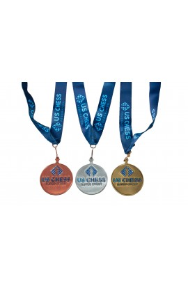 US Chess Federation Chess Medal