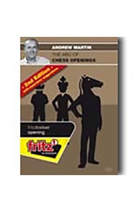 ABC of the Chess Openings - Andrew Martin - 2nd Edition