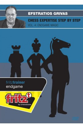 CHESS EXPERTISE STEP BY STEP - Endgame Magic - Efstratios Grivas - VOLUME 4