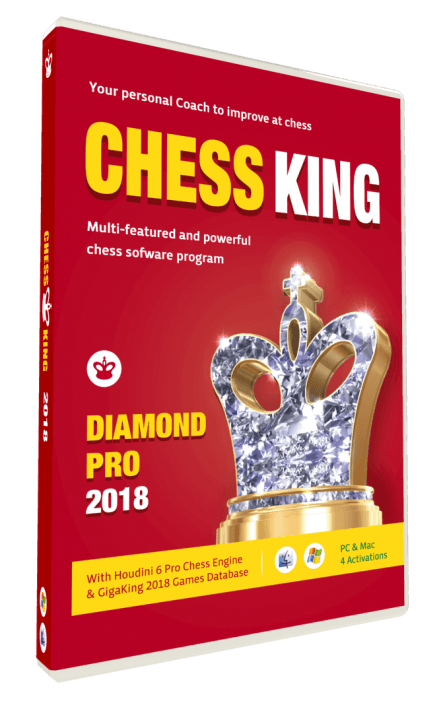 DOWNLOAD - Chess King 2018 - DIAMOND Pro Edition