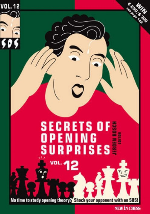 CLEARANCE - Secrets of Opening Surprises - VOLUME 12