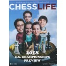 Chess Life Magazine - April 2018 Issue