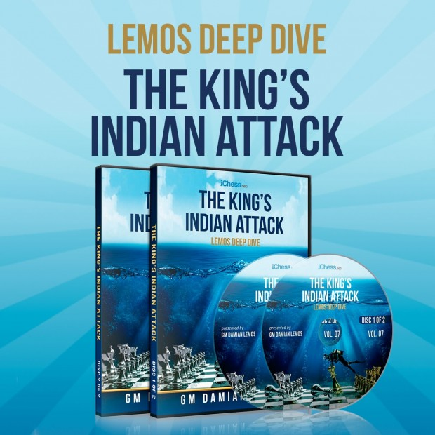Lemos Deep Dive - #7 - The King's Indian Attack - GM Damian Lemos - Over 8 Hours of Content!