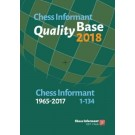 CLEARANCE - Chess Informant Quality Base 2018