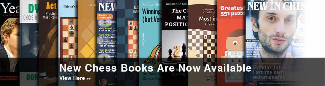 New Chess Books