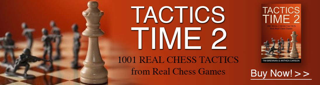 Tactics Time 2 now at USCF Sales