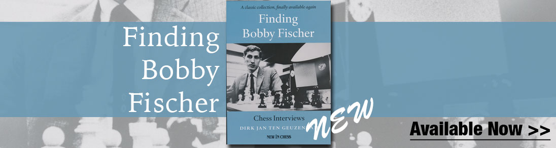 The classic collection, Finding Bobby Fischer, is available at USCF Sales!