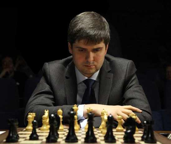 GM Peter Svidler