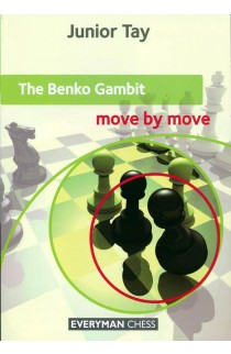 E-BOOK The Benko Gambit - Move by Move