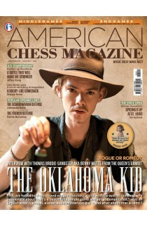 AMERICAN CHESS MAGAZINE Issue no. 20