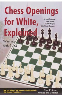 SHOPWORN - Chess Openings for White Explained