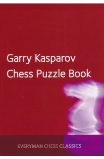Garry Kasparov Chess Puzzle Book