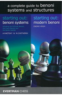 SHOPWORN - A Complete Guide to Benoni Systems and Structuresz