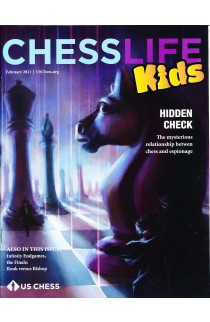 Chess Life For Kids Magazine - February 2021 Issue