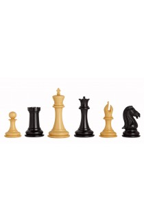 """The Forever Collection - The Camaratta Signature Luxury Chess Pieces - 4.4"""" King"""