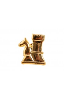 Knight and Rook Pin