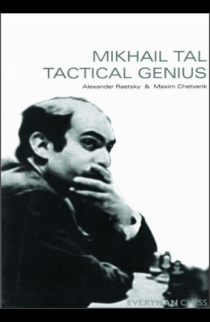 EBOOK - Mikhail Tal - Tactical Genius