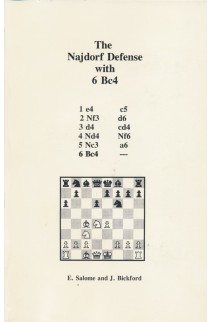 CLEARANCE - The Najdorf Defense with 6 Bc4