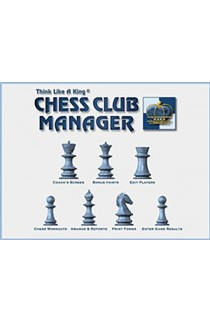 Chess Club Manager 2.5 - Teaching Package - WINDOWS