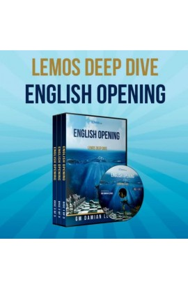 Lemos Deep Dive - #10 - English Opening - GM Damian Lemos - Over 8 Hours of Content!