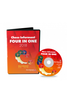 Chess Informant 2018 - Four Volumes in One