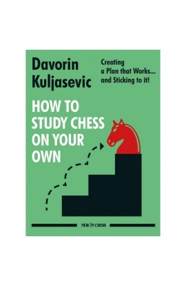 PRE-ORDER - How to Study Chess on Your Own