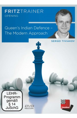 Queen's Indian Defence - The Modern Approach - Sergei Tiviakov