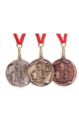 Knights Chess Medals