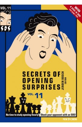 CLEARANCE - Secrets of Opening Surprises - VOLUME 11