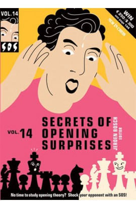 CLEARANCE - Secrets of Opening Surprises - VOLUME 14