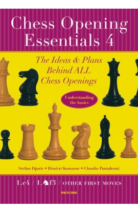 CLEARANCE - Chess Opening Essentials - VOLUME 4