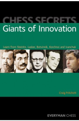 EBOOK - Chess Secrets - Giants of Innovation