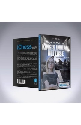 E-DVD - How to Beat The King's Indian Defense - Nazi Paikidze - EMPIRE CHESS