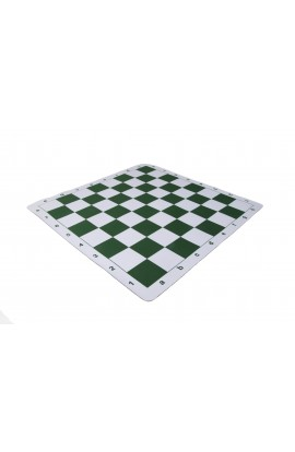"""Thin Mouse Pad Style - Tournament Chess Board - 2.25"""" Squares"""