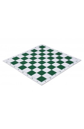 """Soft - Mouse Pad Style - Tournament Chess Board - 2.25"""" Squares"""