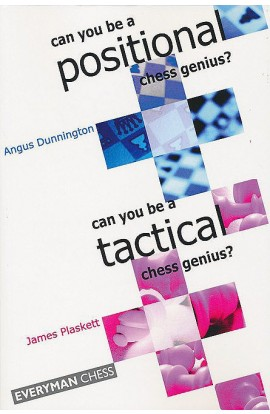 Can you be a Positional and Tactical Chess Genius?