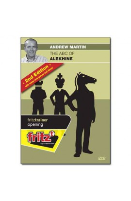 ABC of the Alekhine - Andrew Martin - 2nd Edition